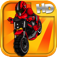 Motorcycle Bike Race Escape HD : Speed Racing Shooter from Mutant Sewer Rats & Turtles Game - For iP